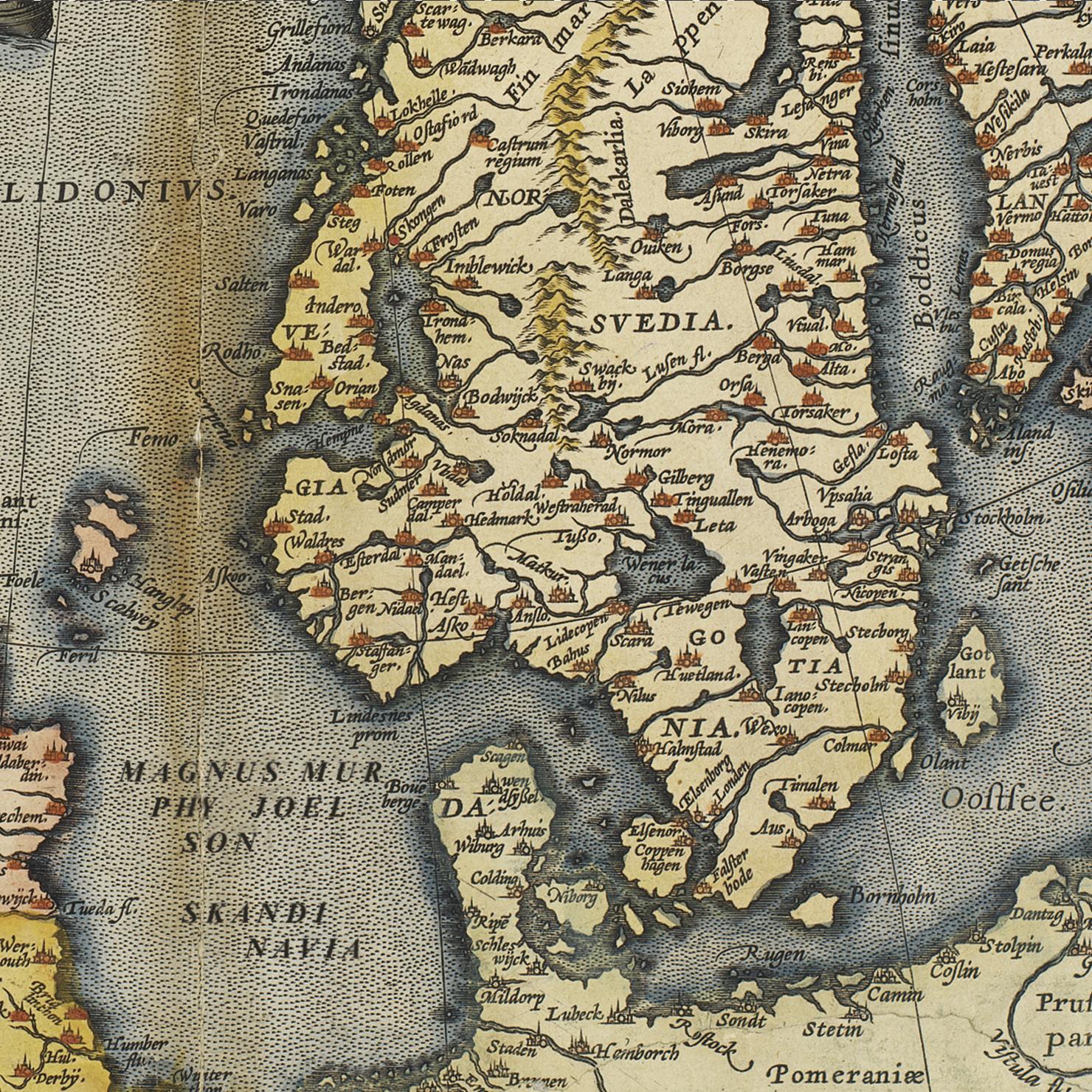 Magnus Murphy Joelson: Skandinavia -