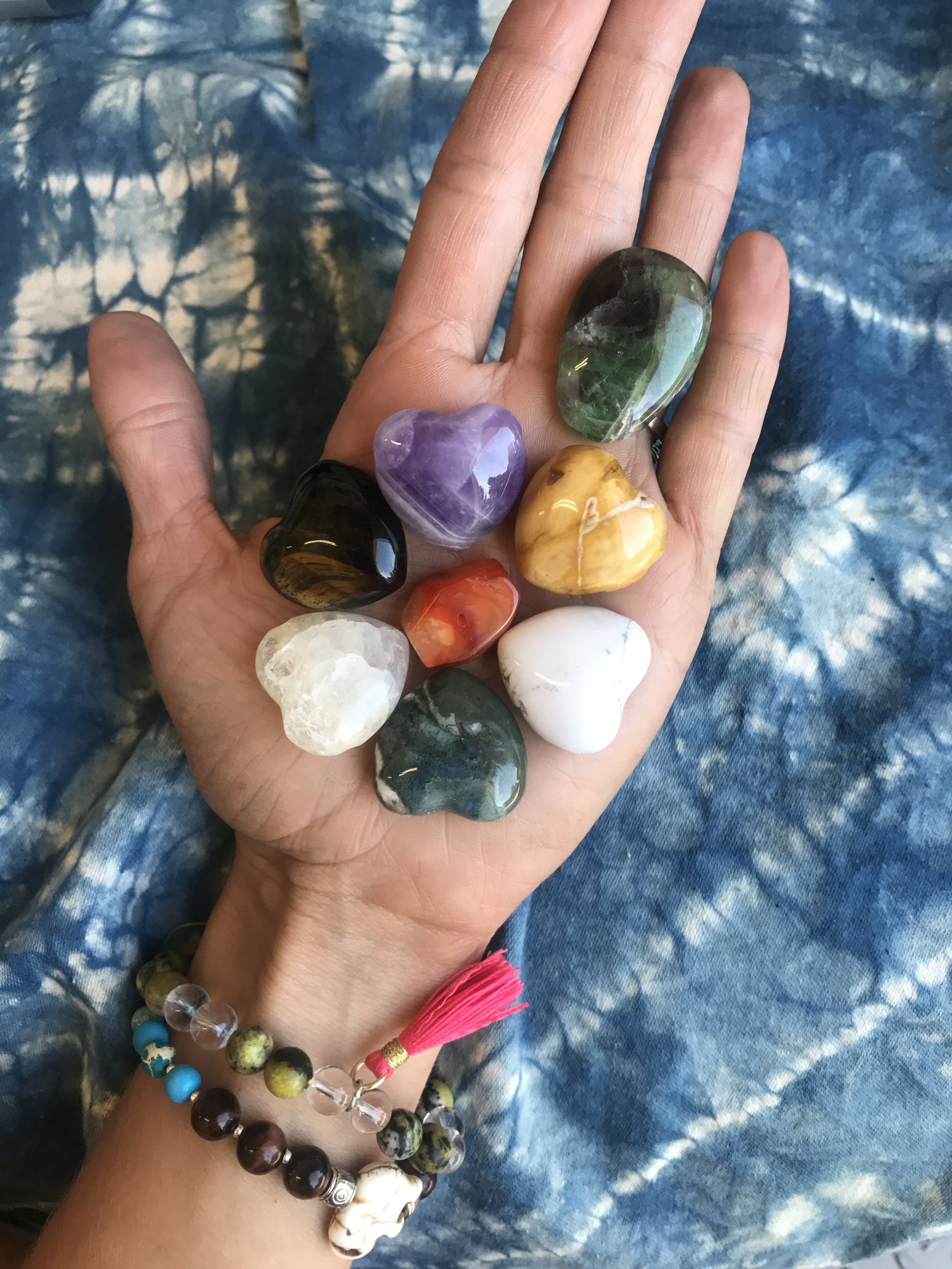 CURIOUS ABOUT THE HEALING BENEFITS OF SPECIAL GEMS? -