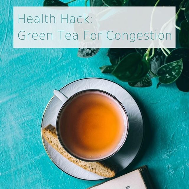 "Health Hack: Green Tea for congestion!⠀ .⠀ Here in the world of Acupuncture, we see congestion or phlegm as ""dampness"" in the body. Hot green tea has draining properties to help move some of that phlegm out of your head. Bonus points if you opt for the Jasmine variety 🌱🍃⠀ .⠀ Disclaimer: Sugar has the opposite effect and actually creates more dampness. If you're hoping to help your congestion skip the sugar or honey. ⠀ .⠀ .⠀ .⠀ .⠀ .⠀ .⠀ #waterfrontacupunctureplymouth #wellness #healyourbody #acupuncture #acupuncturemagic #acupunctureworks #plymouthma #selfcare #healing #healingenergy #healthhack #greentea #mindfulmonday"