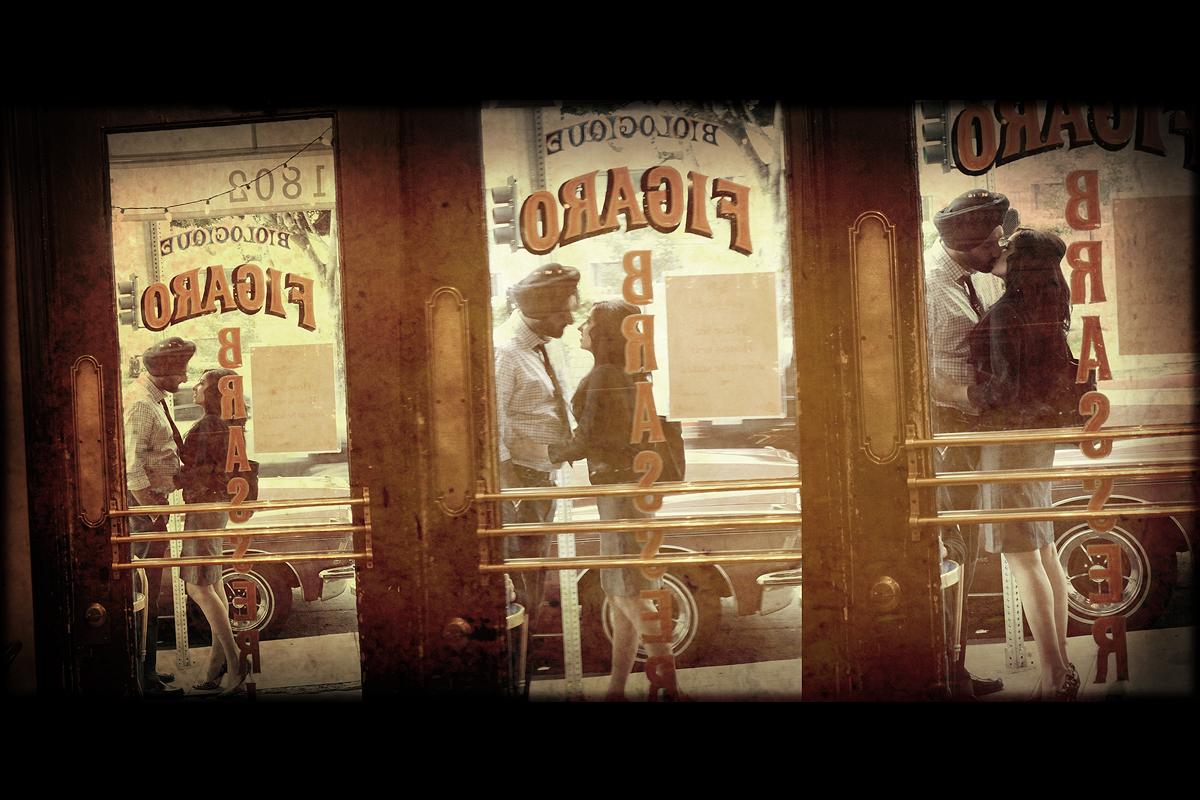 Jasmeen-Jasjit-Sidewalk-Kiss-French-Cafe-Figaro-Bistro-Vermont-Los-Angeles-Hollywood-California-Vintage.jpg