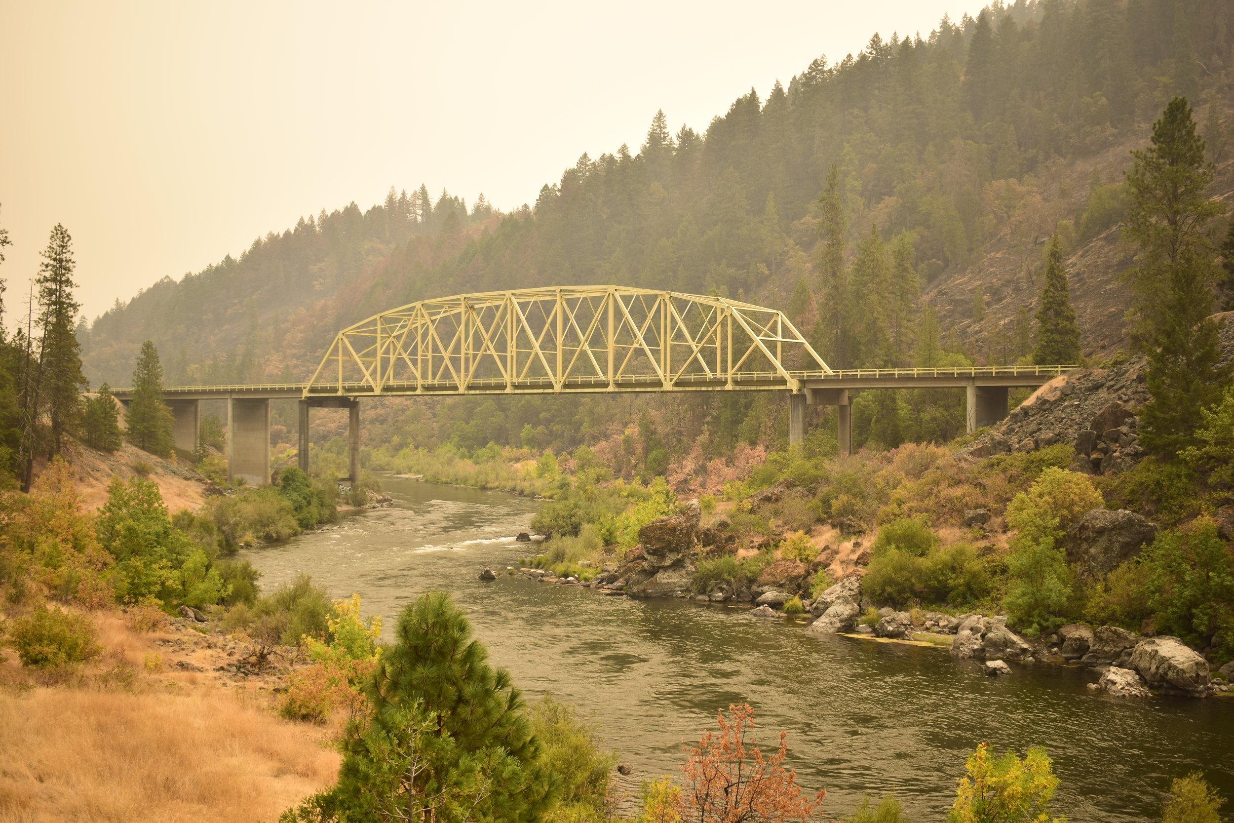 Bridge View on the Rogue River.JPG