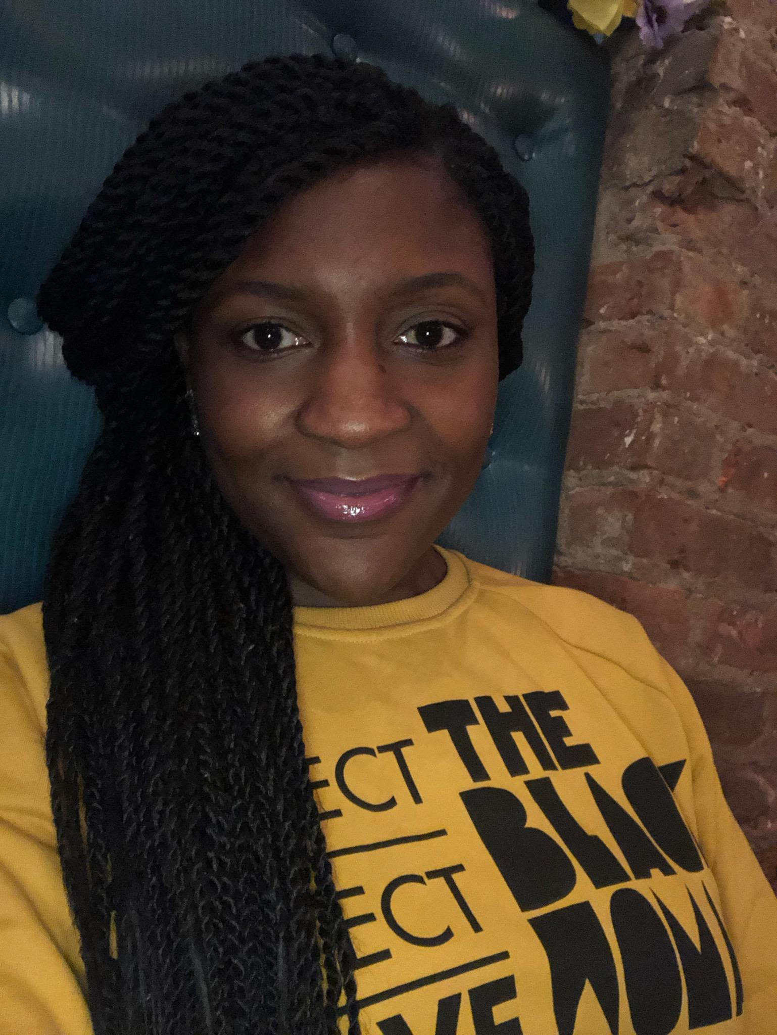 Lauren Brown   New York City, NY  Co-Founder and Co-Organizer