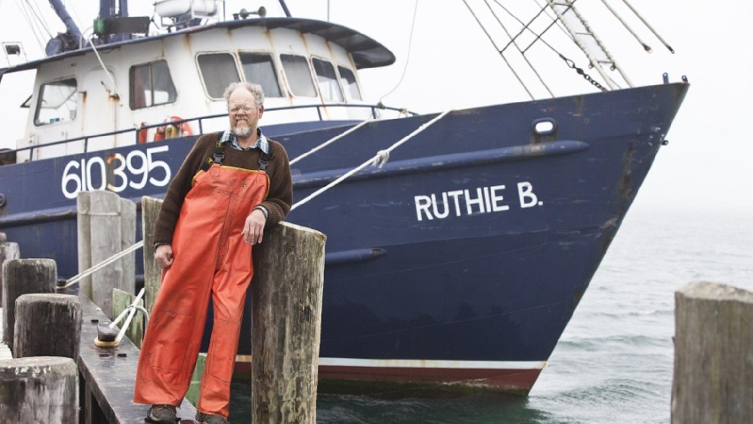 F/V: Ruthie B w/ Captain Willis Blount