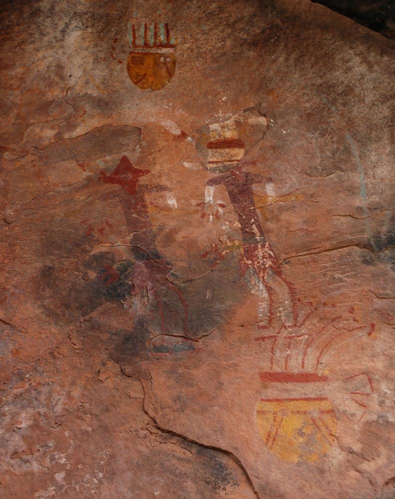 Dancing Gods & Disembodied Masks
