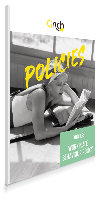 Policies Workplace Behaviour Policy