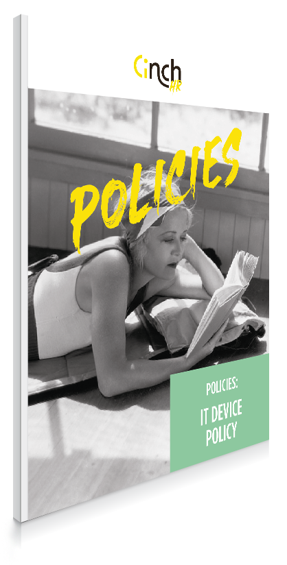 Policies IT Device Policy