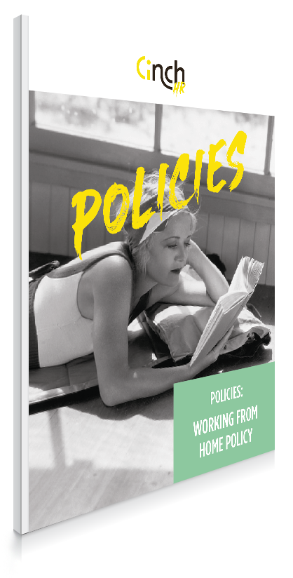 Policies Working From Home Policy