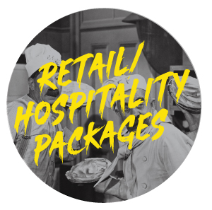 Retail Hospitality Packages