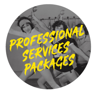 Professional Services Packages