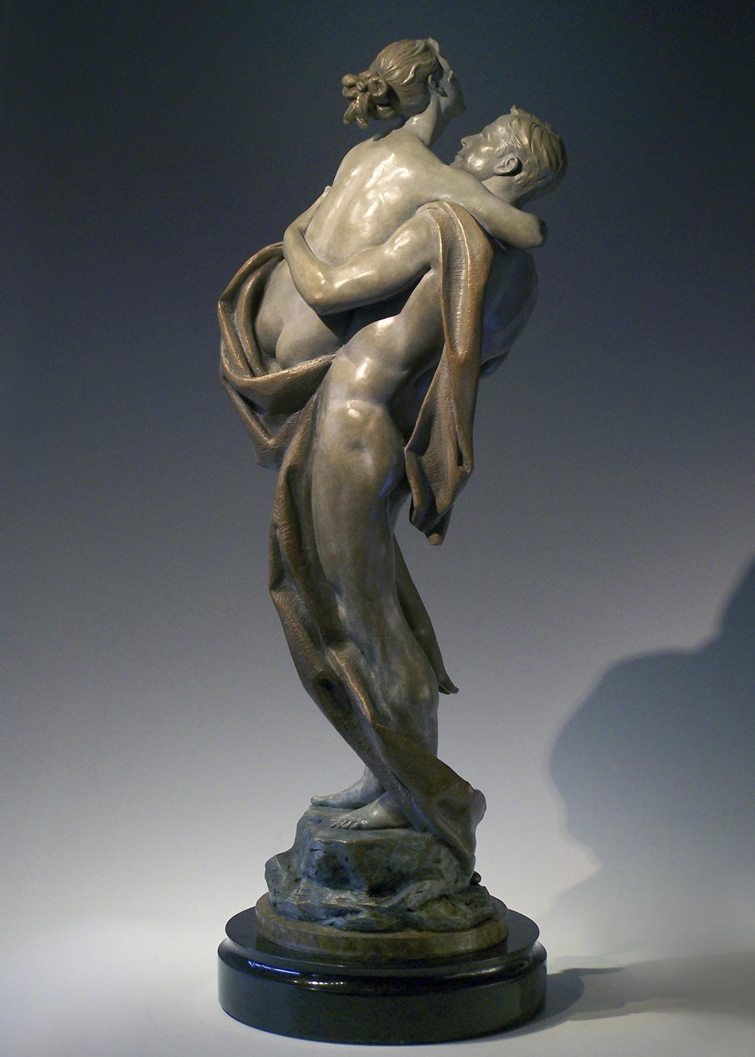 "Sensuality | 29"" x 10"" x 10""  | Bronze | $7,800"