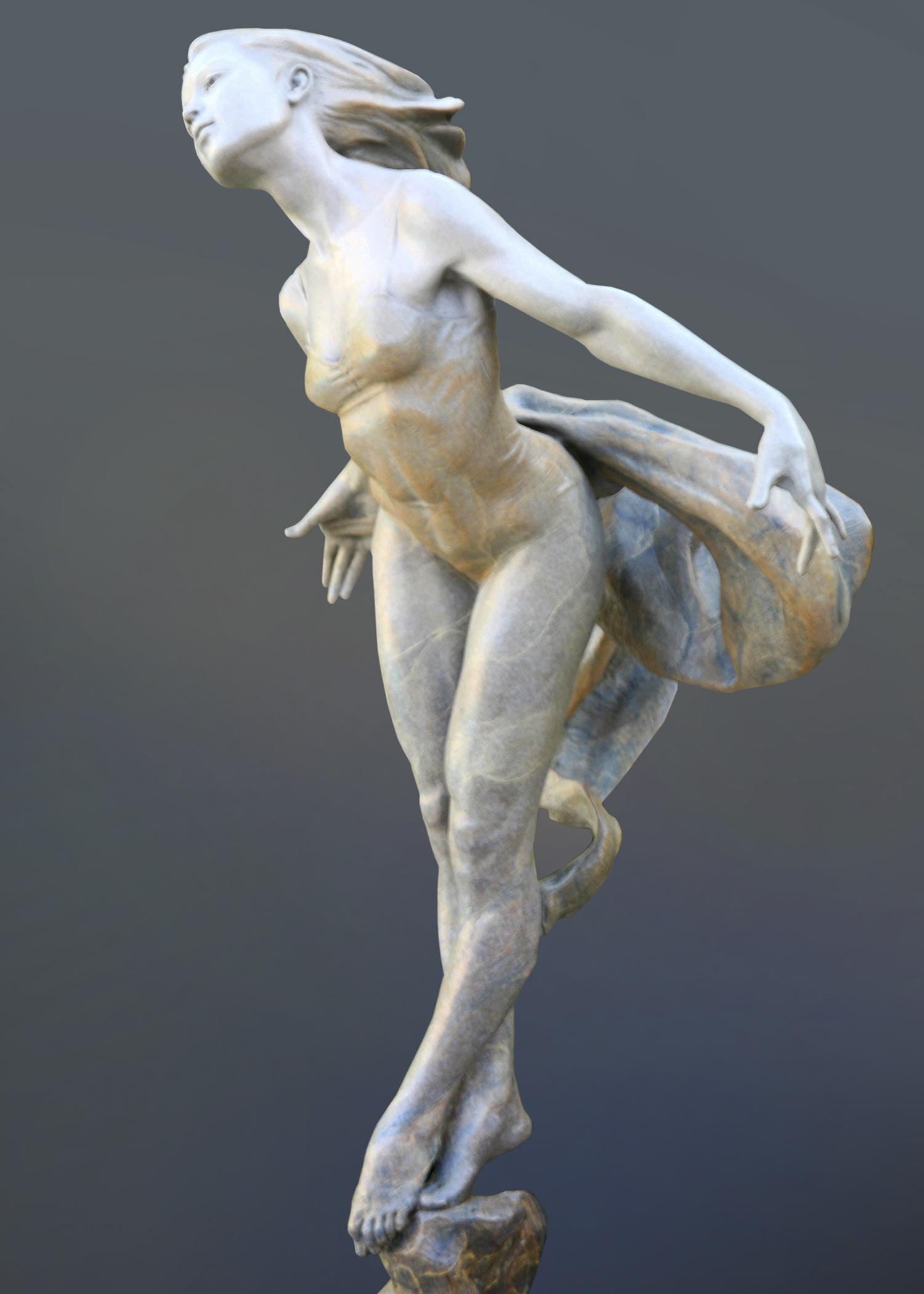 "Spirit of the Senses | 33"" x 15"" x 9"" | Bronze | $7,200"