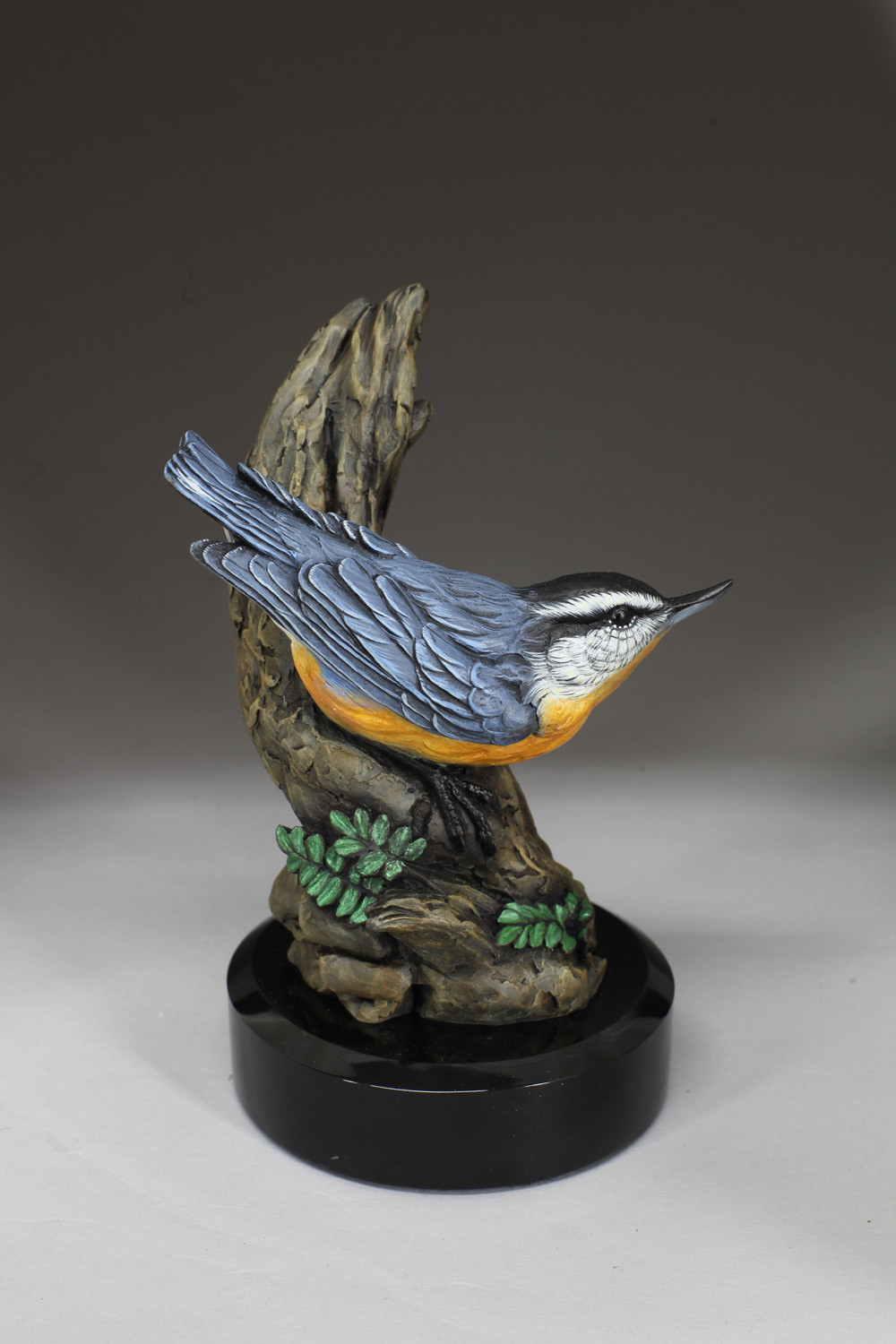 "Nuthatch | 6"" x 4.5"" 