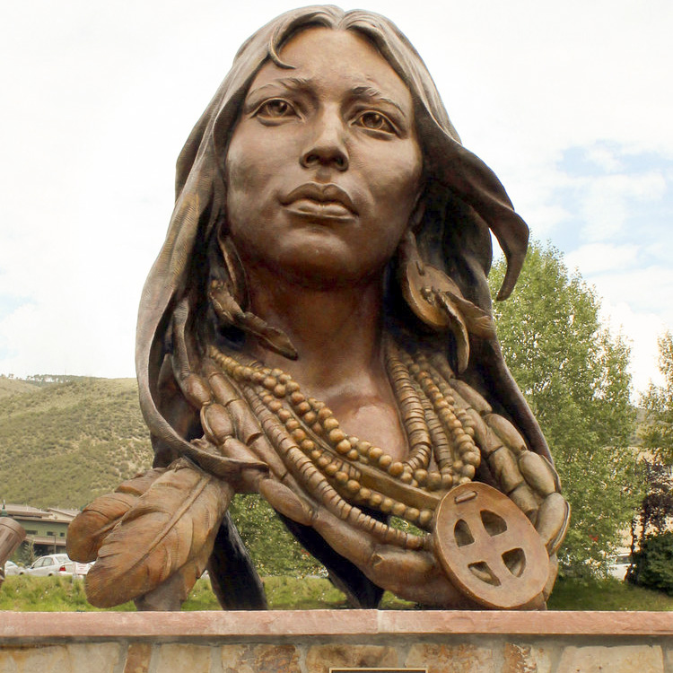 Lost Tribes, Monument | 8' x 6' x 6' | Bronze | $145,000