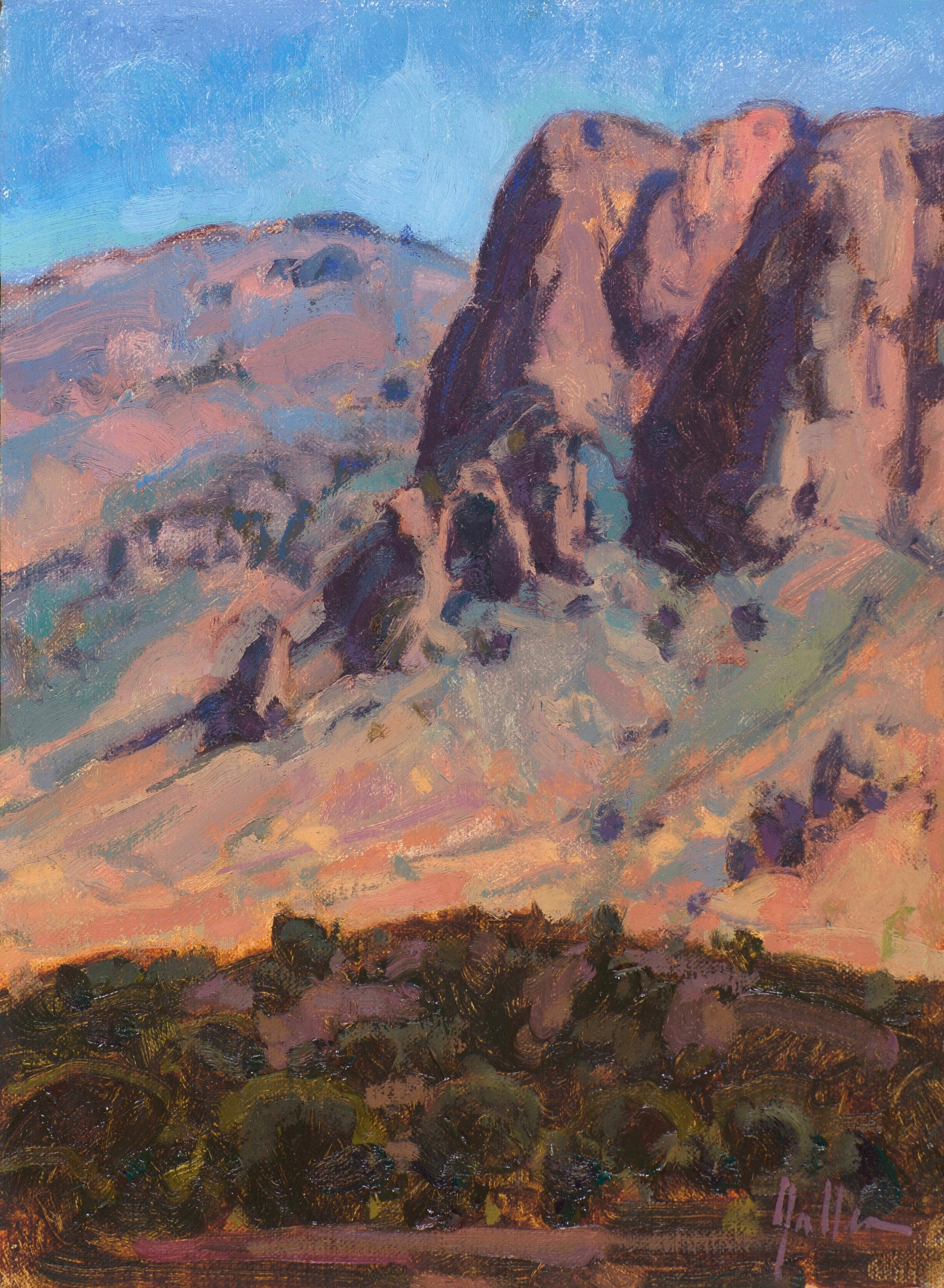 """In the Superstitions 