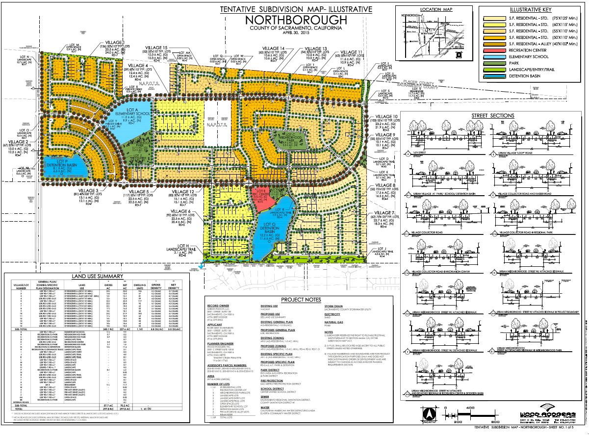 Northborough - Tentative Subdivision Map - Illustrative.PNG