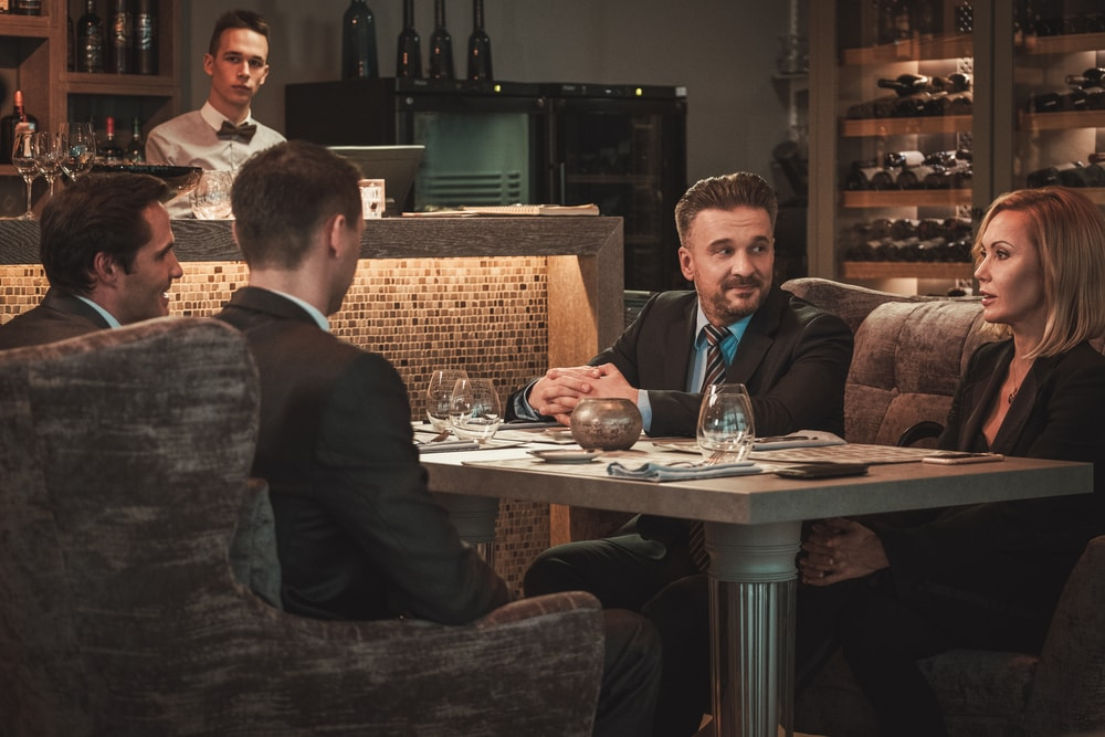 Speed Networking in Manchester