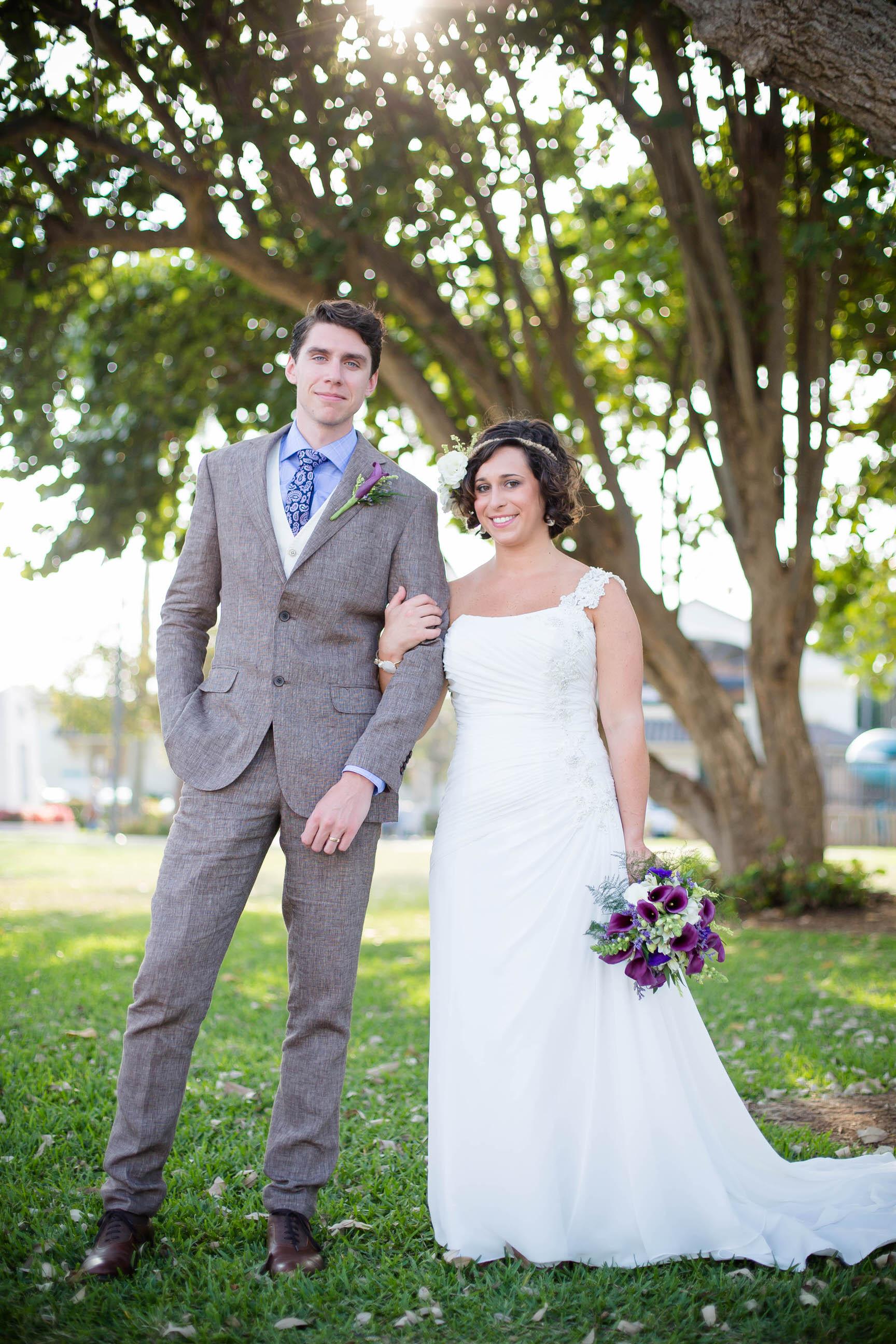 adorable-bride-groom-sunset-veterans-park-delray-florida-tiny-house-photo.jpg