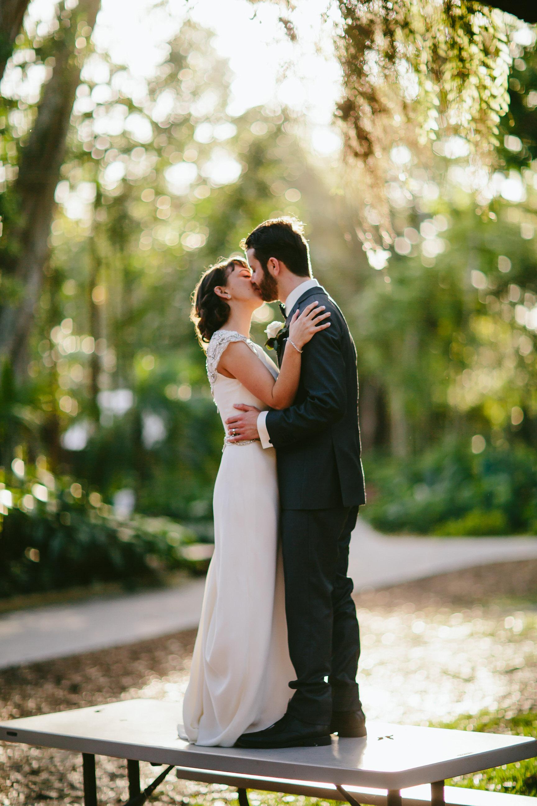 fairytale wedding flamingo gardens south florida