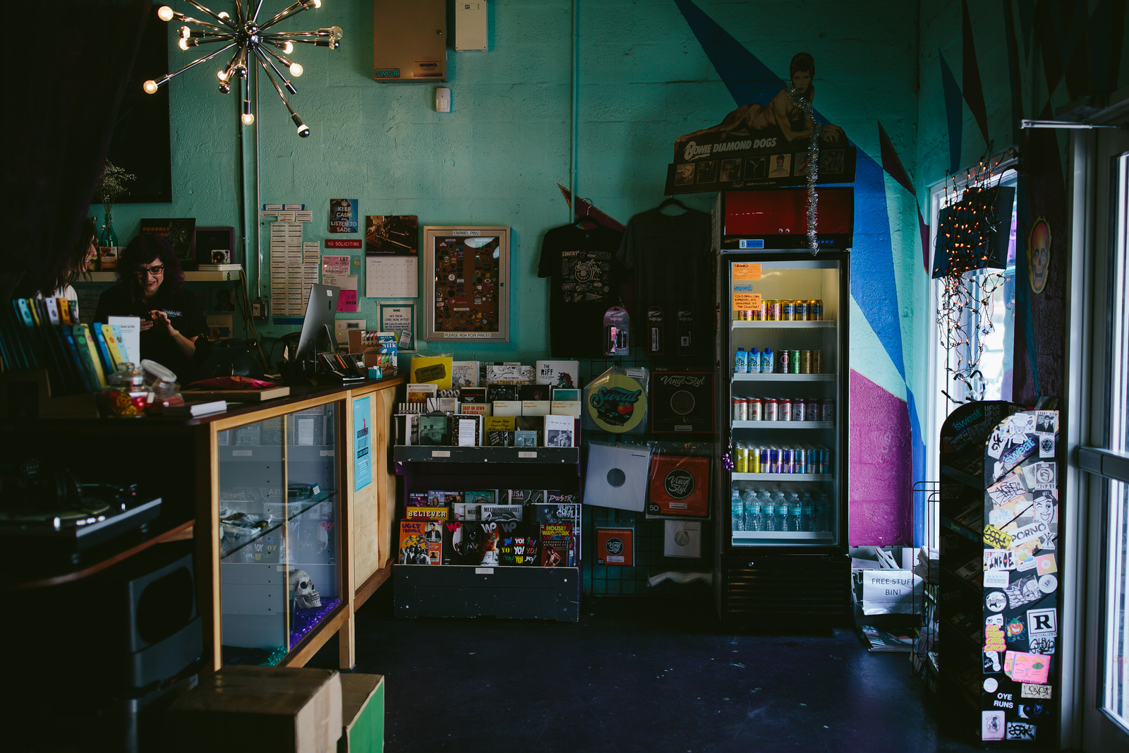 sweat records in miami is an artistic abode nestled in the heart of little haiti