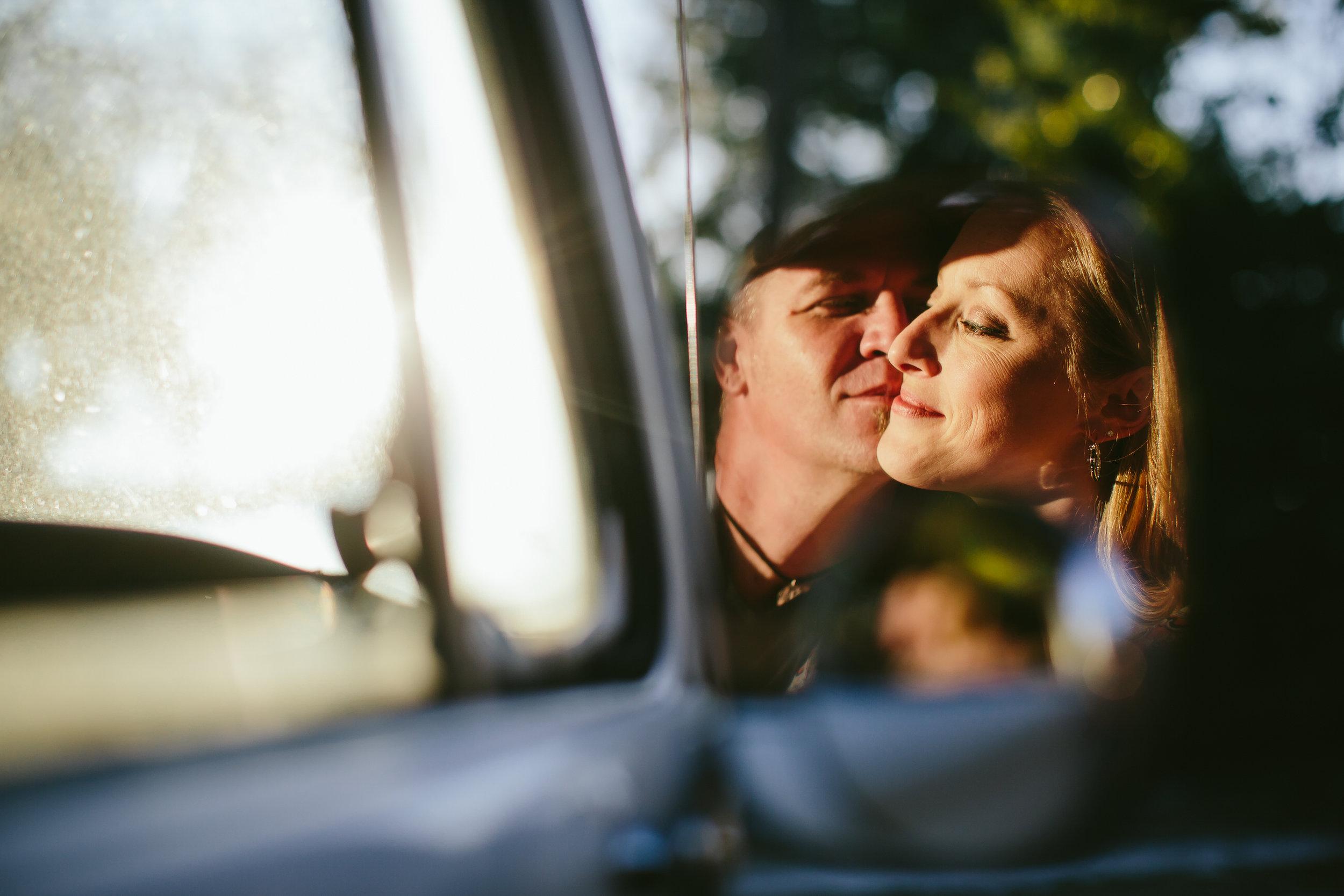 reflection_engagement_couple_tiny_house_photo_apopka_wedding_photographer.jpg