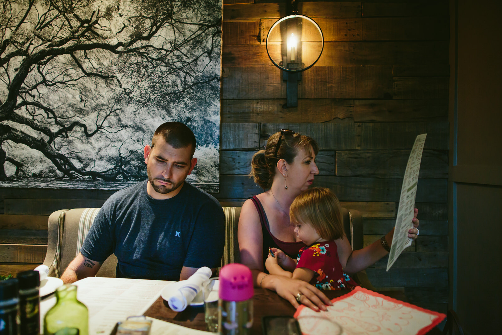 family day in the life lunch farmers table boca tiny house photo