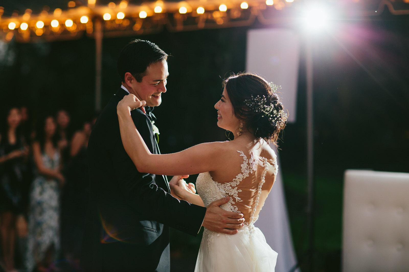 first_dance_adorable_bride_groom_backyard_wedding.jpg