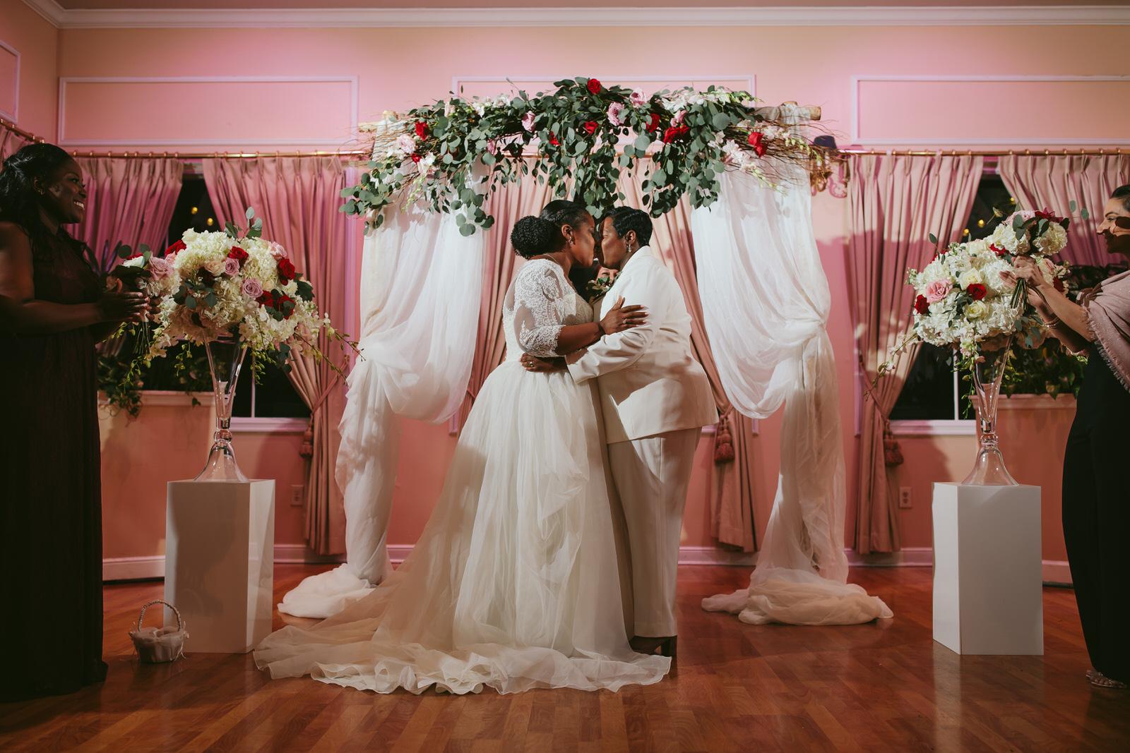 First_Kiss_Married_LGBTQ_Wedding_Photographer.jpg