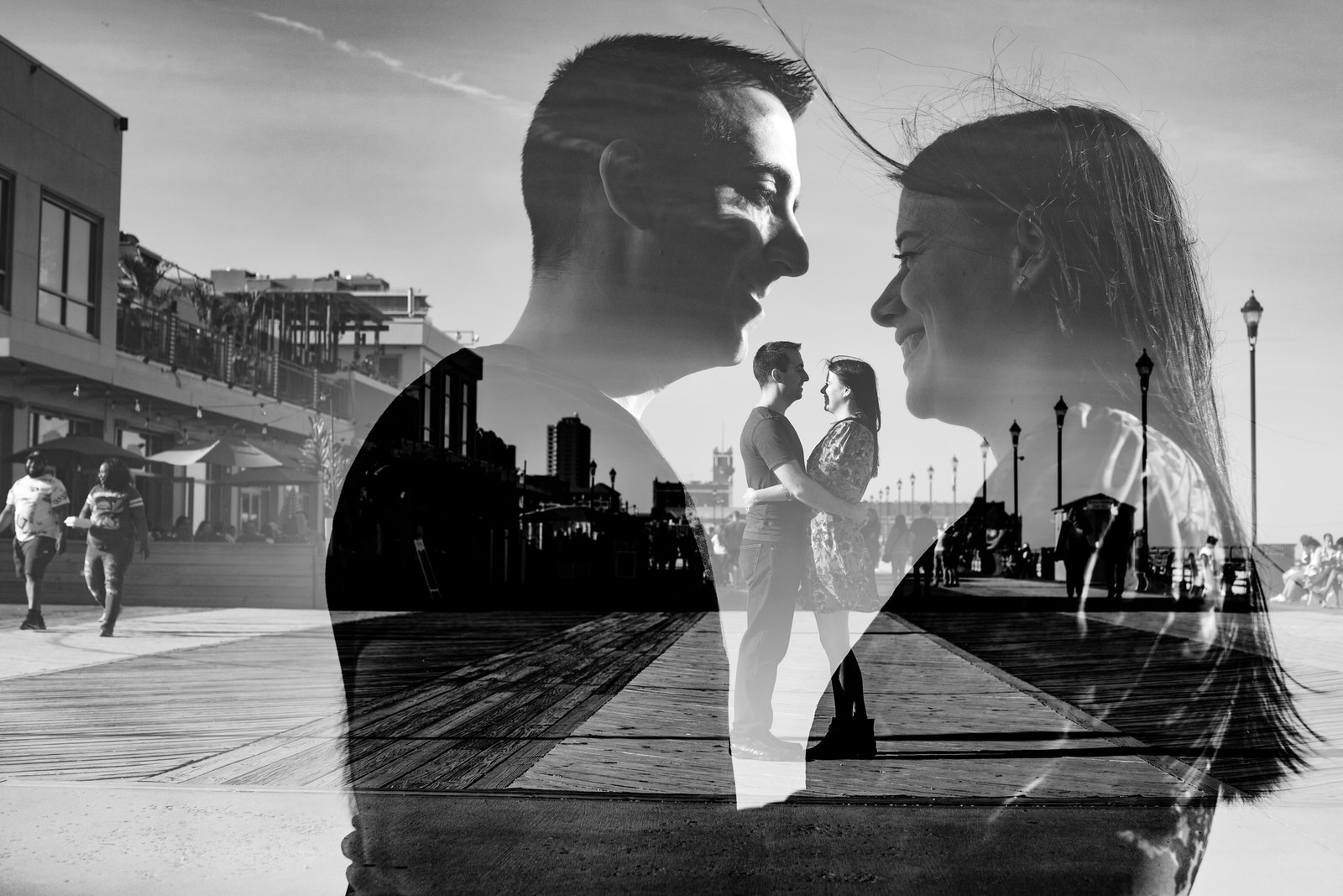 engagement-portraits-asbury-park-tiny-house-photo-double-exposure.jpg