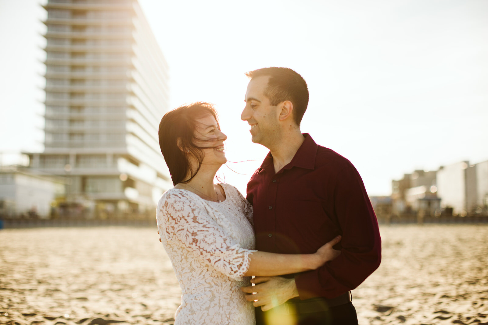 sunset-engagement-portraits-jersey-shore-asbury-park-tiny-house-photo-wedding-photographer-golden-hour-beach.jpg