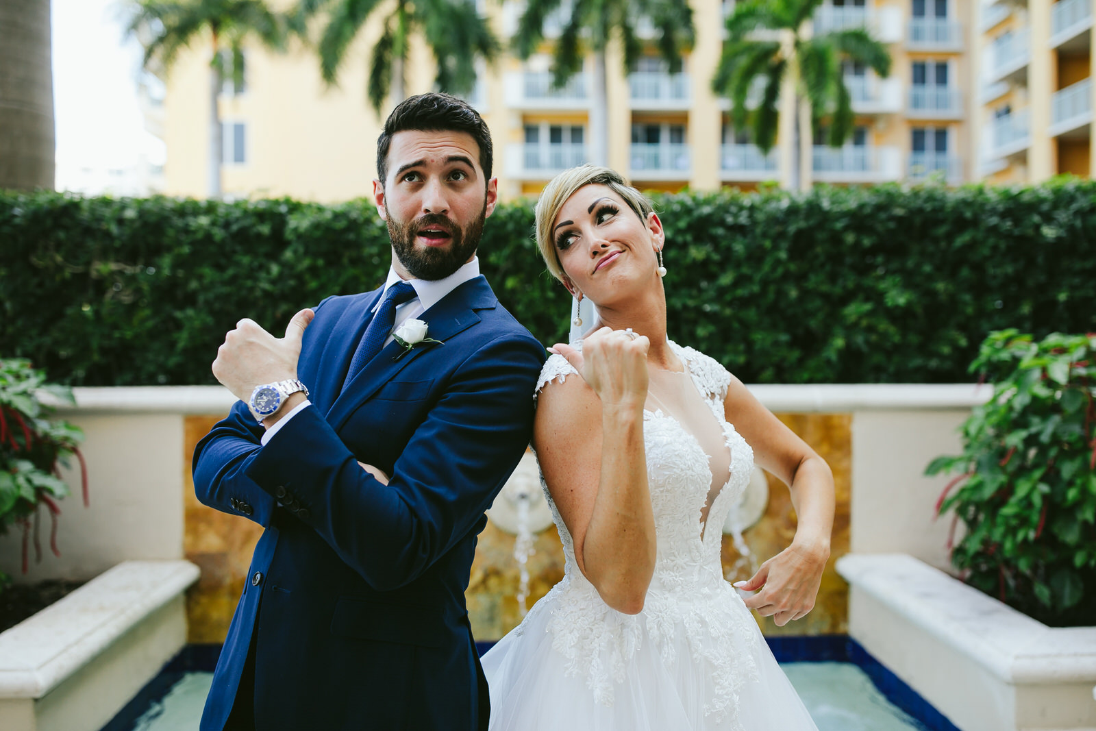 south florida wedding photographer key biscayne ritz carlton
