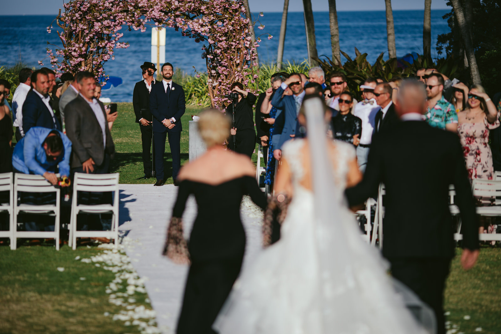 Key Biscayne Wedding Ritz Carlton