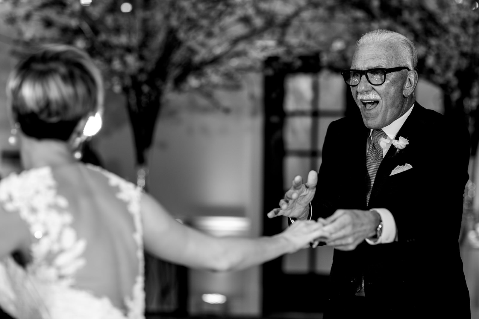 Father Daughter Dance Ritz Carlton Wedding