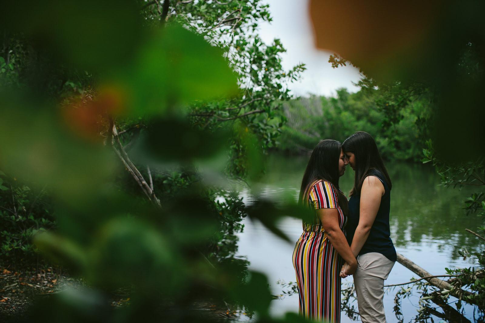 South Florida LGBTQ Couple Oleta State Park.jpg