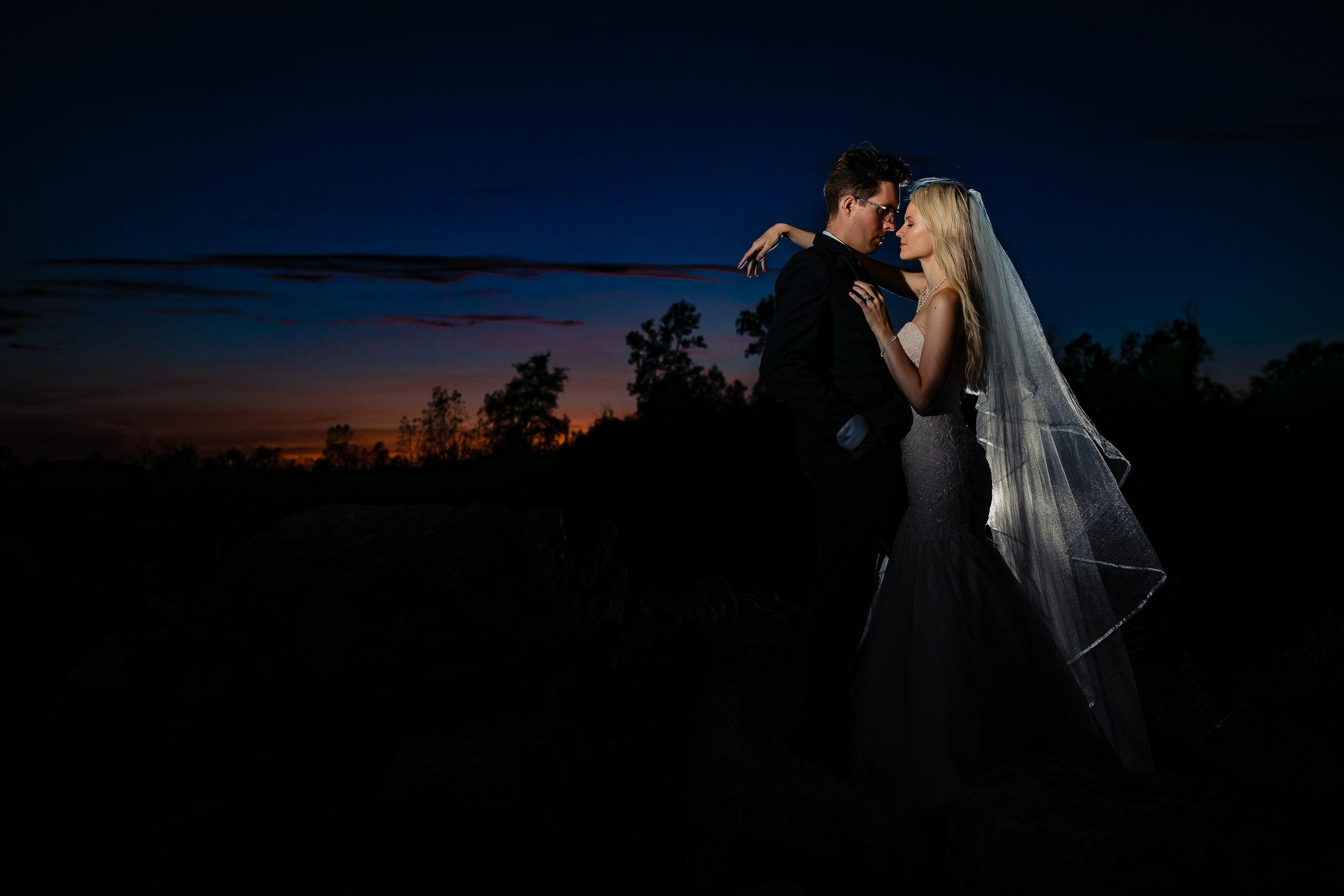Bride and Groom Sunset Quarry-1.jpg