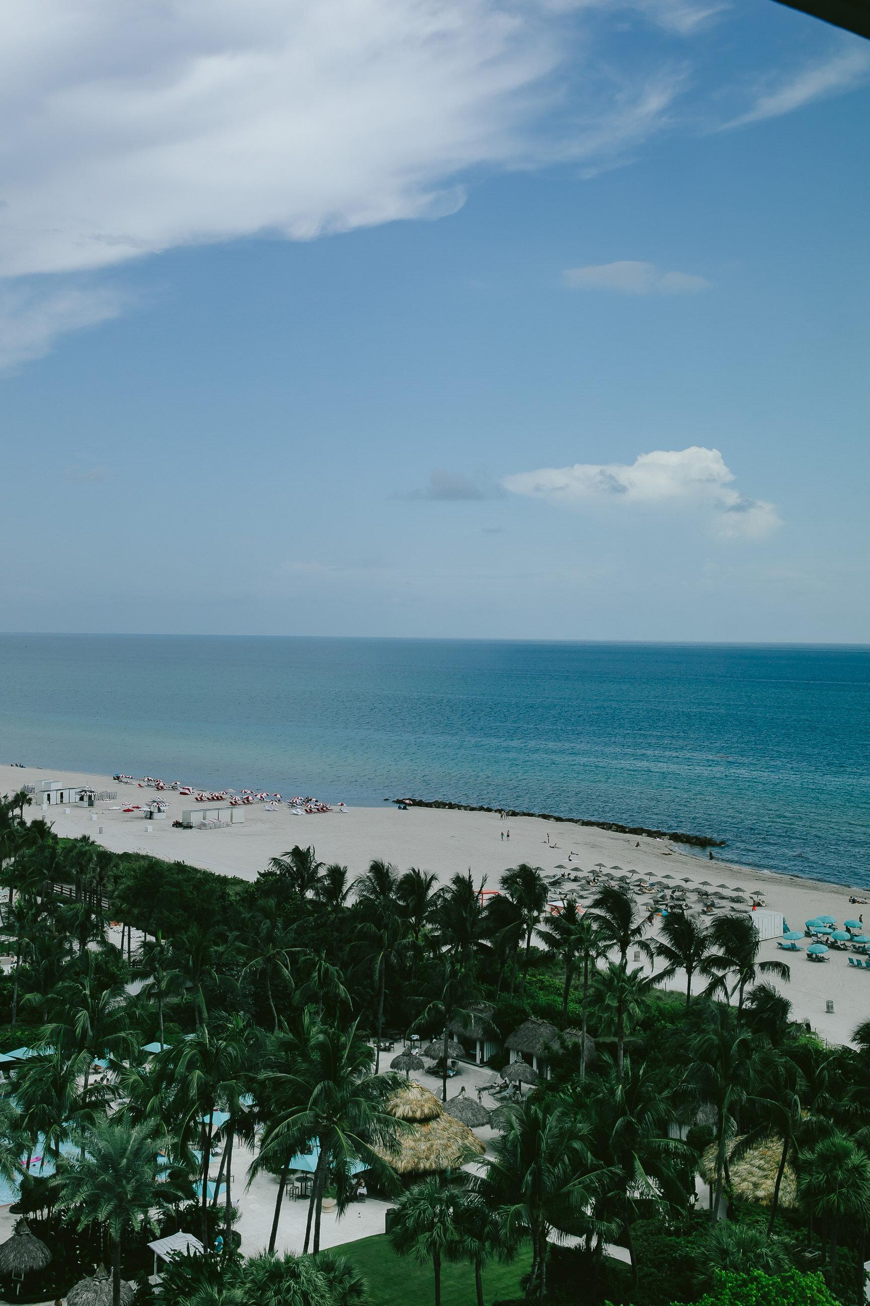 Beach View Miami Beach Edition Hotel
