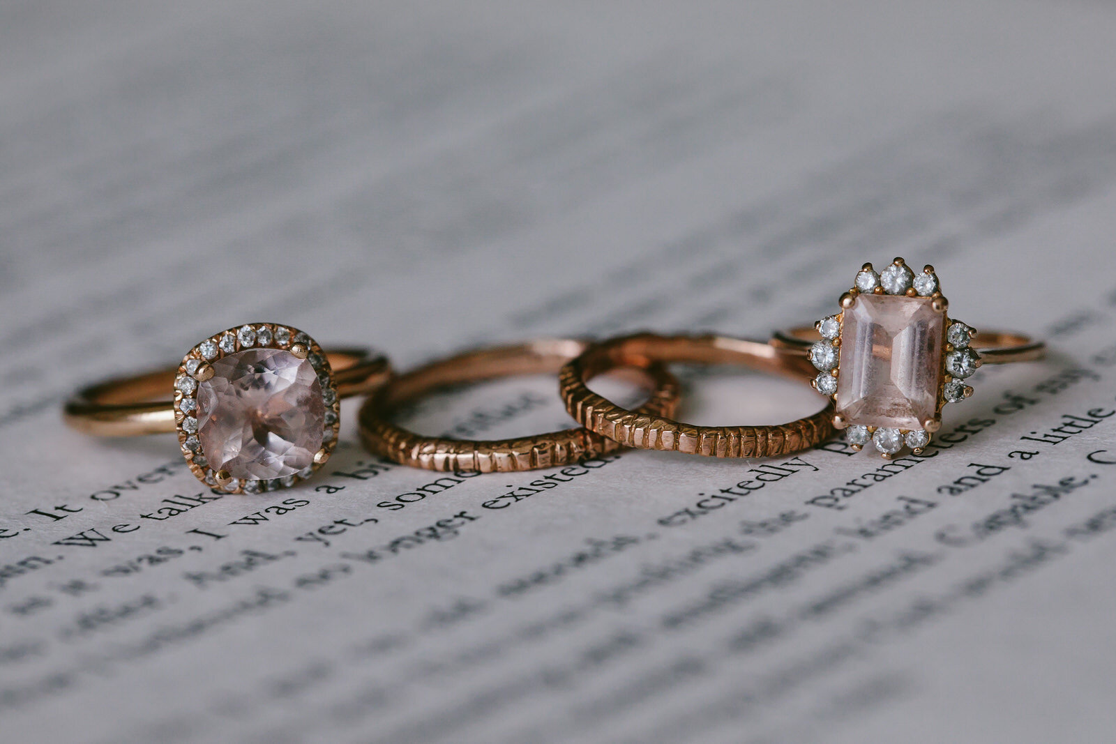 Wedding Details Pink Diamonds Miami Beach Elopement