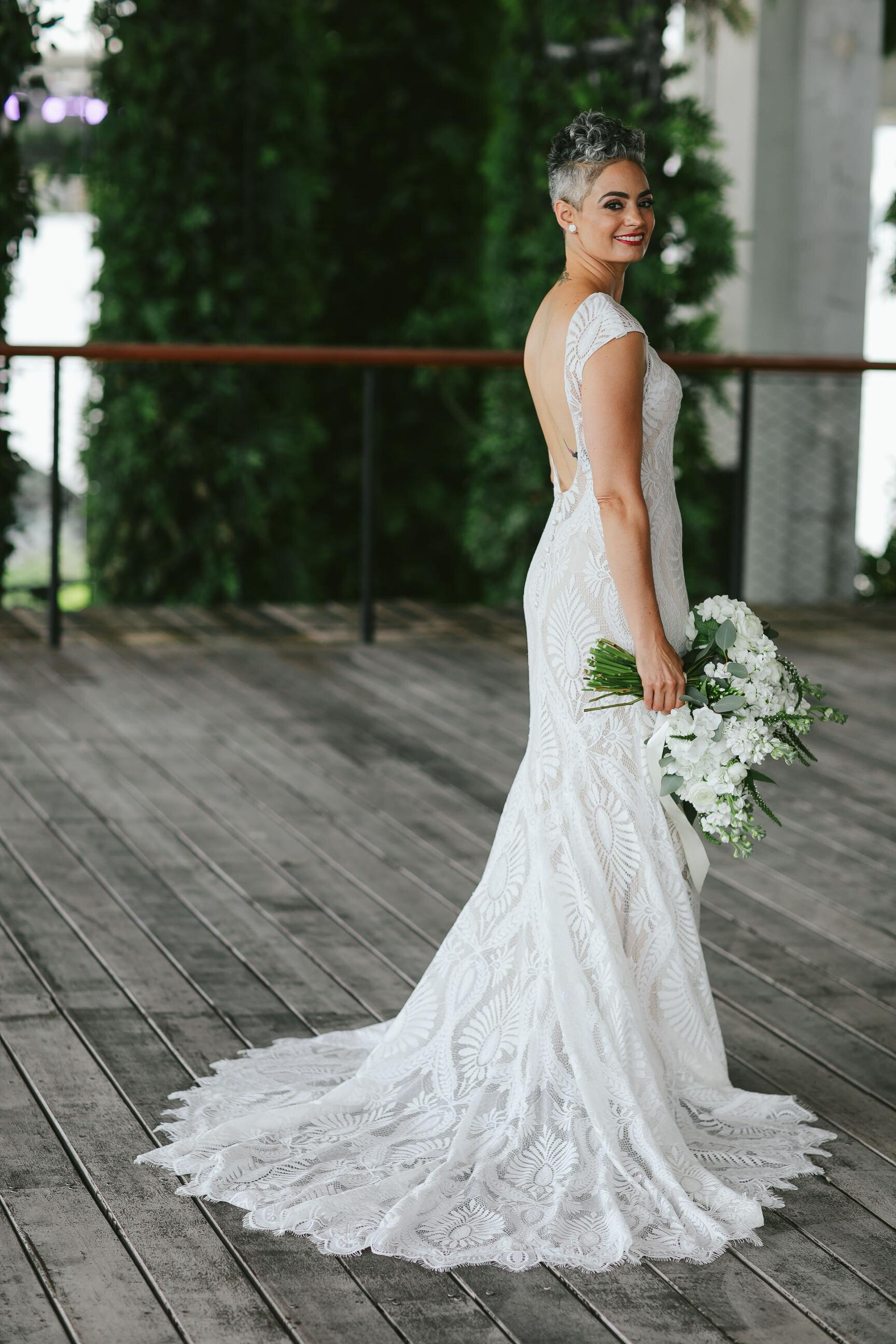 Gorgeous Bride PAMM Miami
