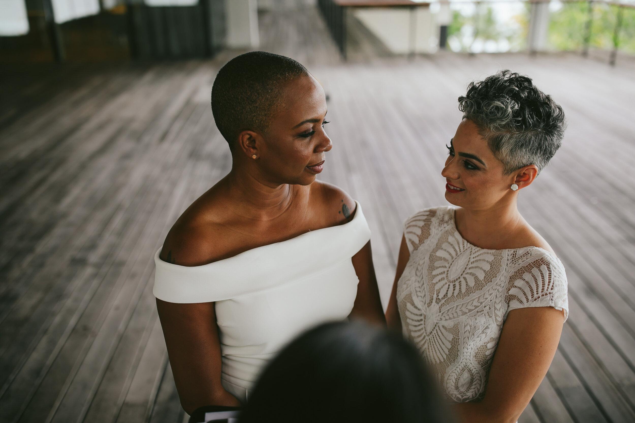 Miami LGBT Wedding Ceremony PAMM