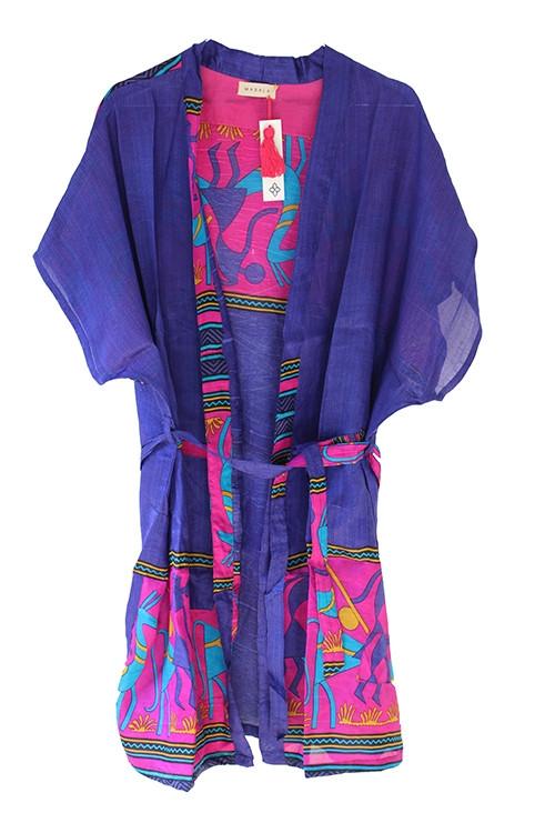 Masala Chaii (Denmark) - Upcycled saris