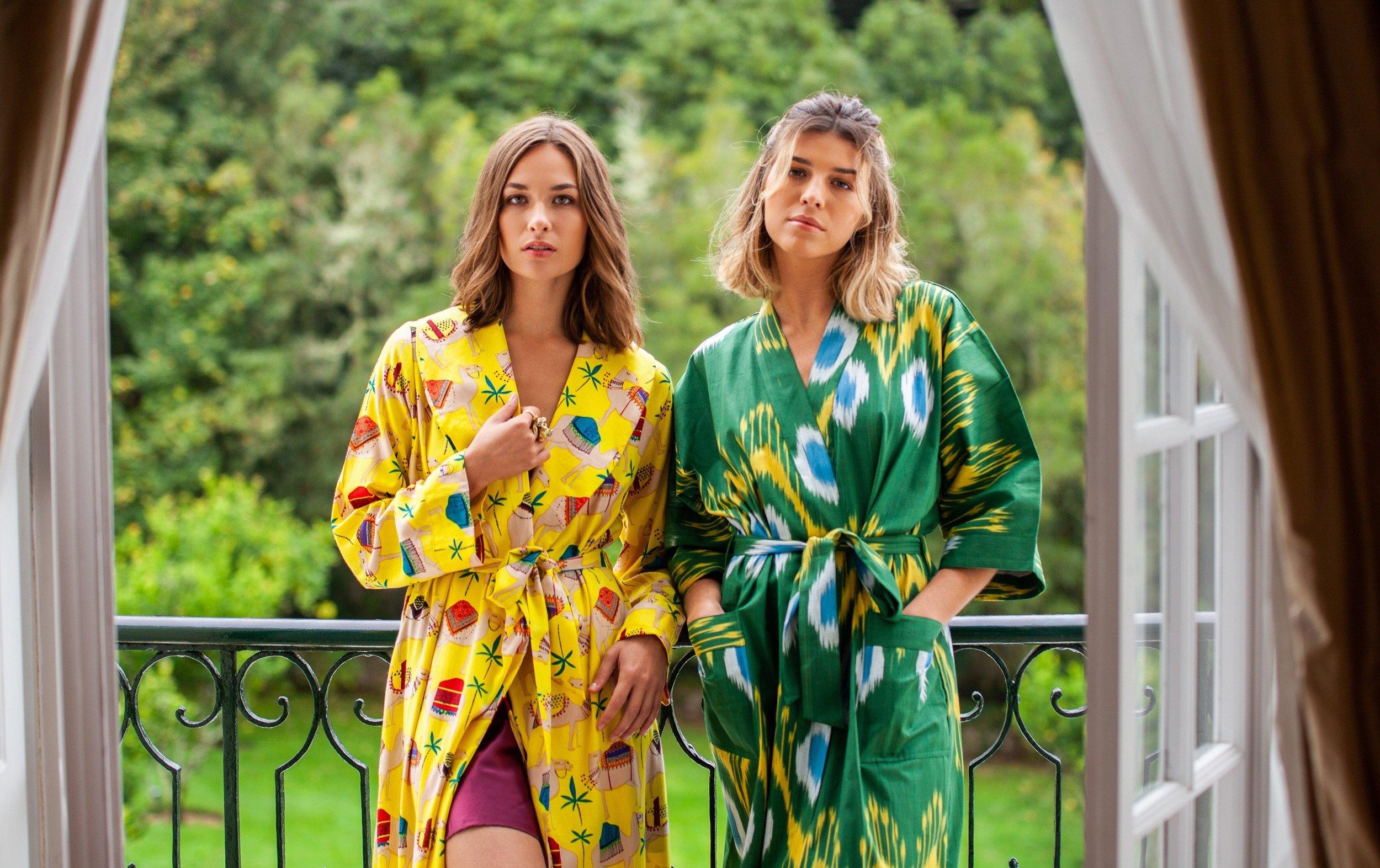 Kleed Kimonos** (Portugal)