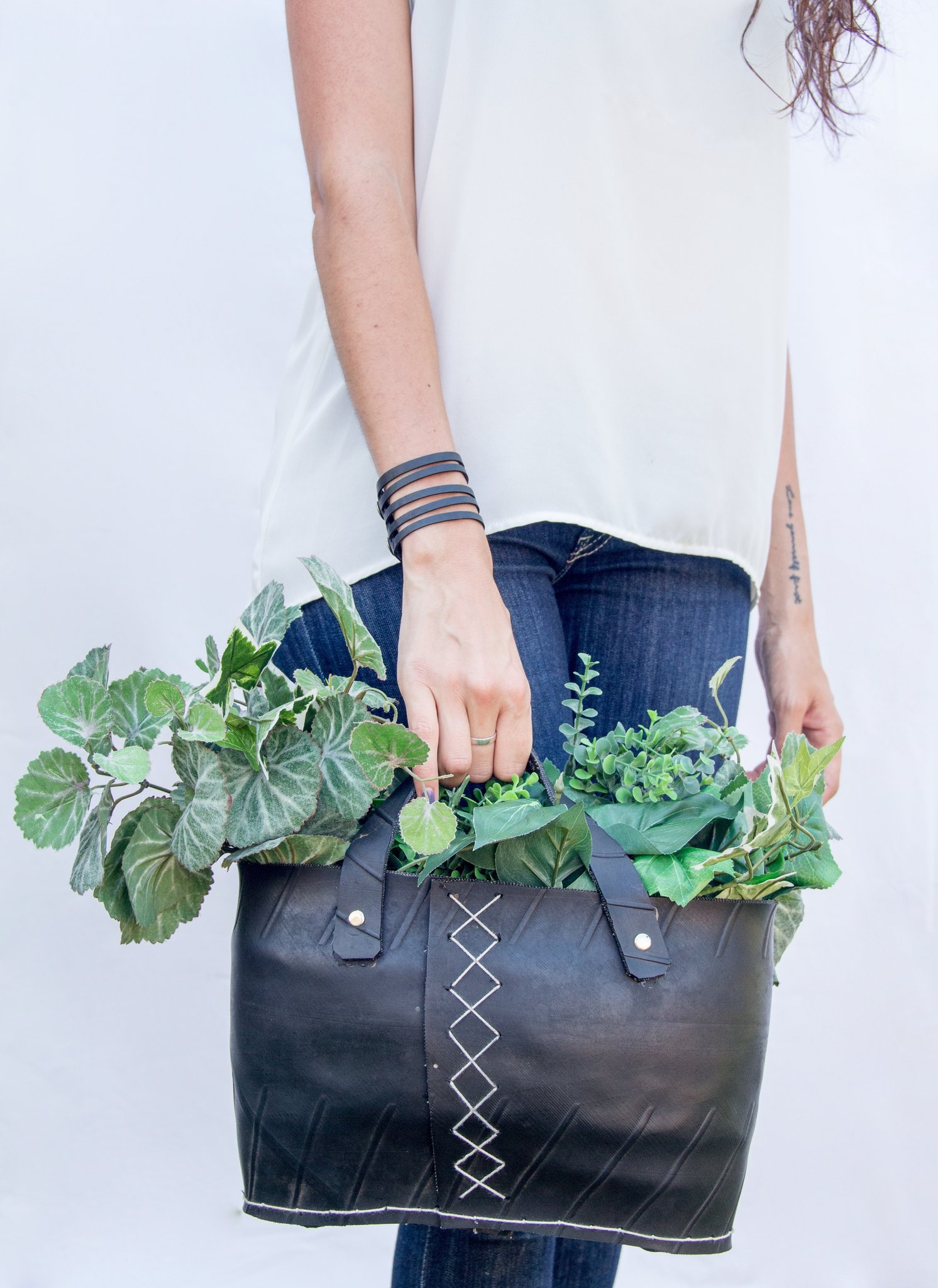 Chic Made Consciously** (Indonesia) - upcycled tires