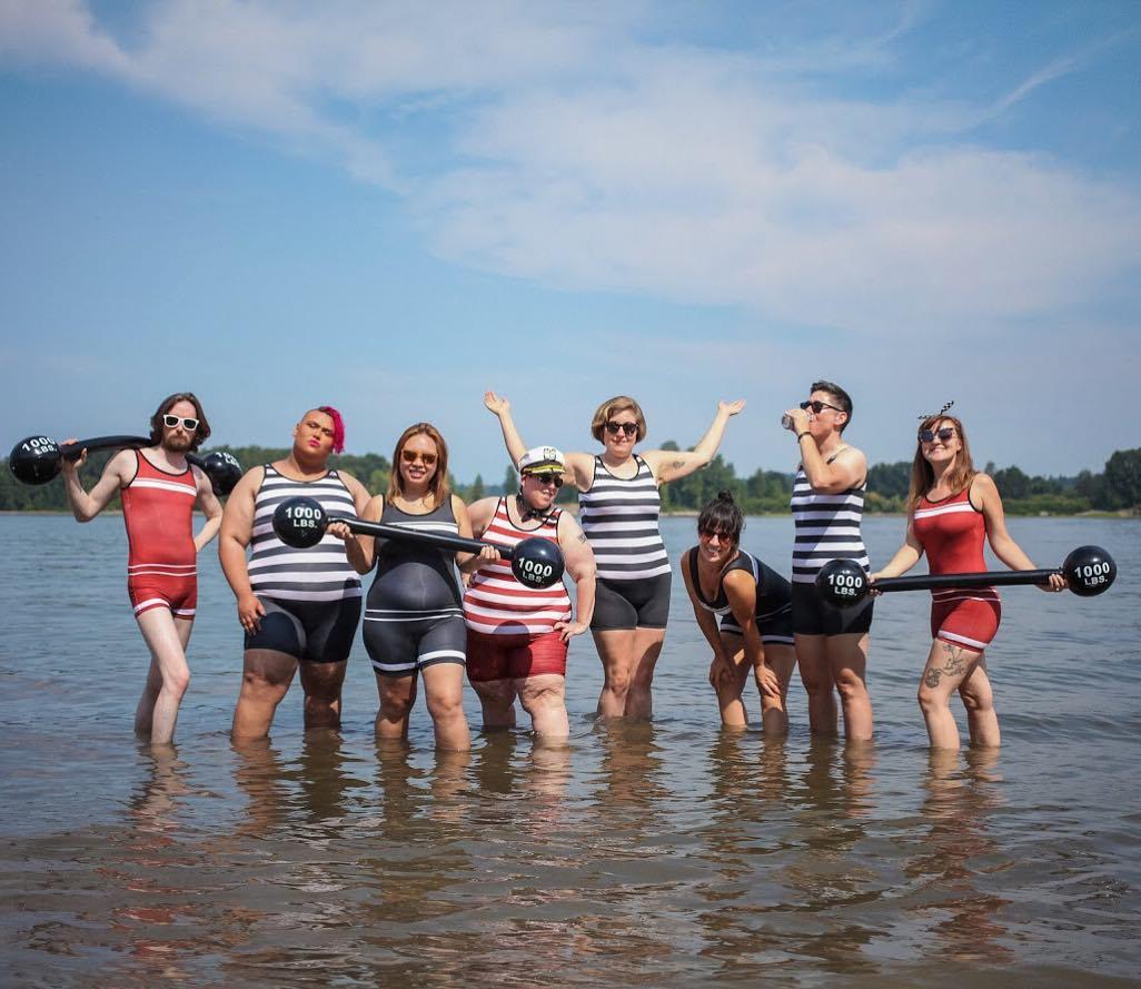 Beefcake Swimwear friends in the beach.jpg
