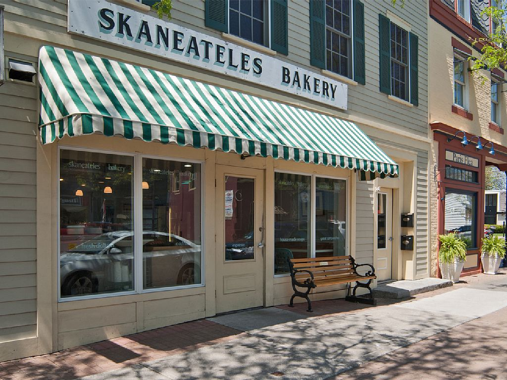 Image taken from Google Images, Skaneateles Bakery - Skaneateles, NY 2018.