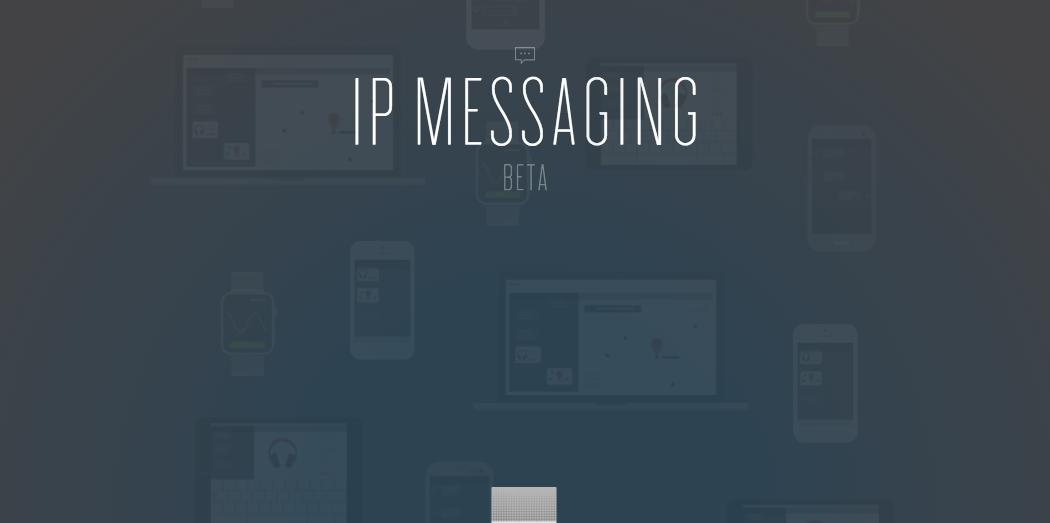 IPMessaging