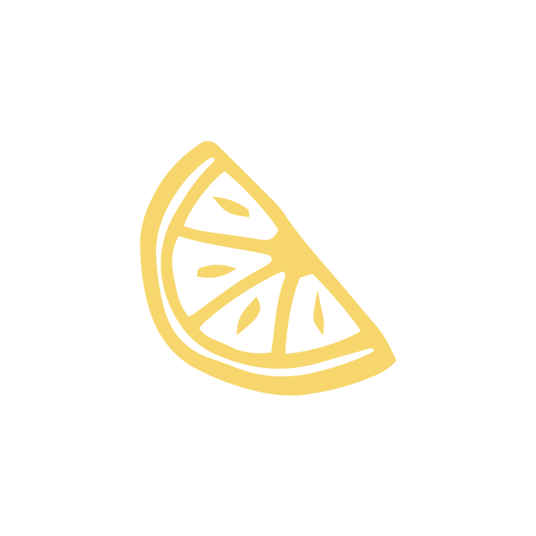 The Spritz Project Anna Forte Yellow Lemon Icon