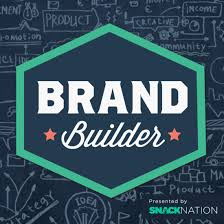 Brand Builder - Topics: Interviews with founders and leaders of packaged food products, leadership advice