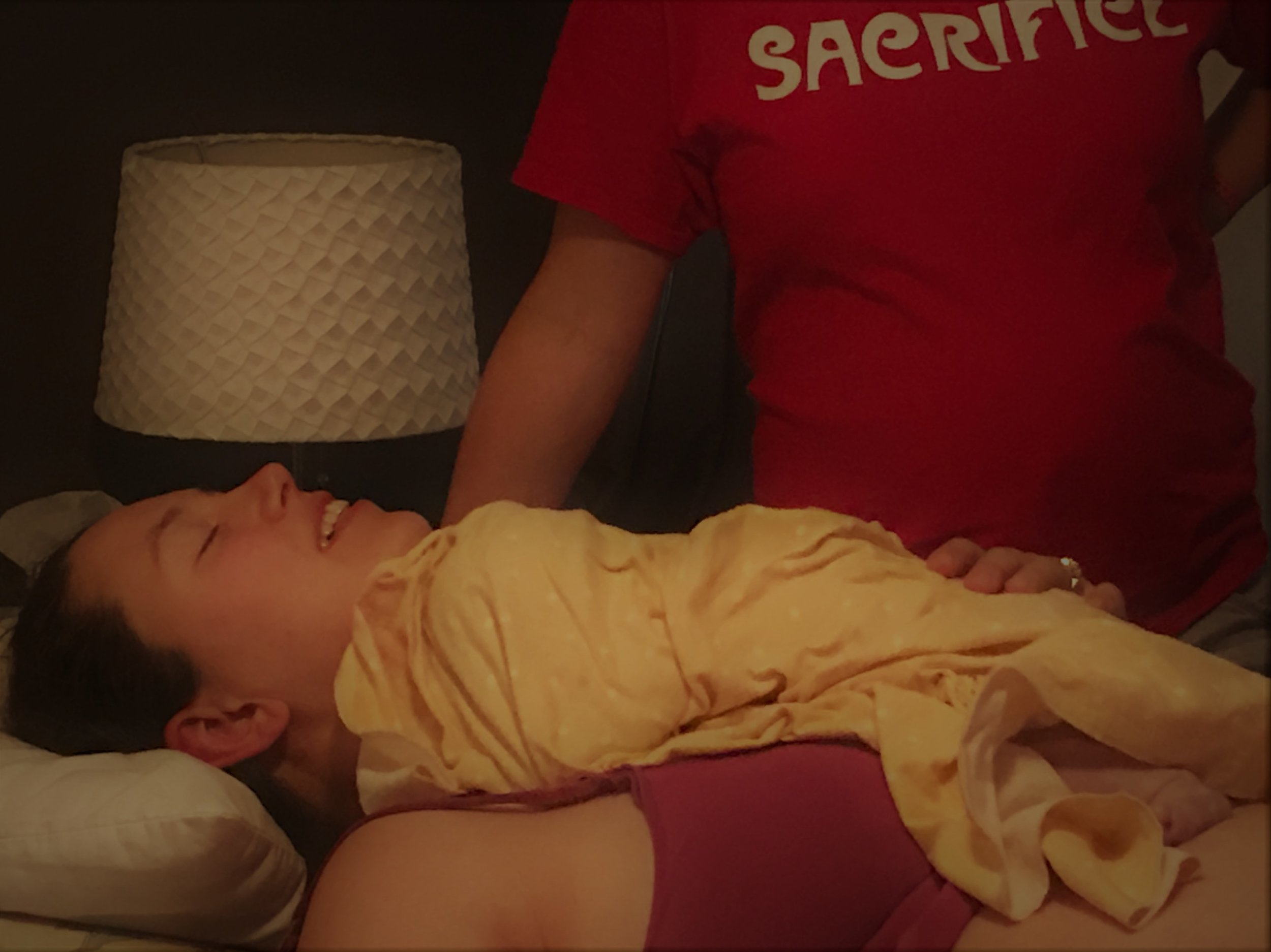 """Sacrifice"" At a homebirth with Tabitha Kaza"