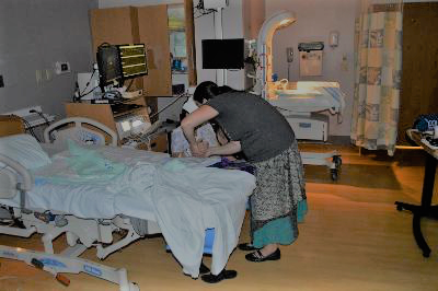 Back counterpressure to the rescue at  Inova Fair Oaks Hospital  with Tabitha Kaza