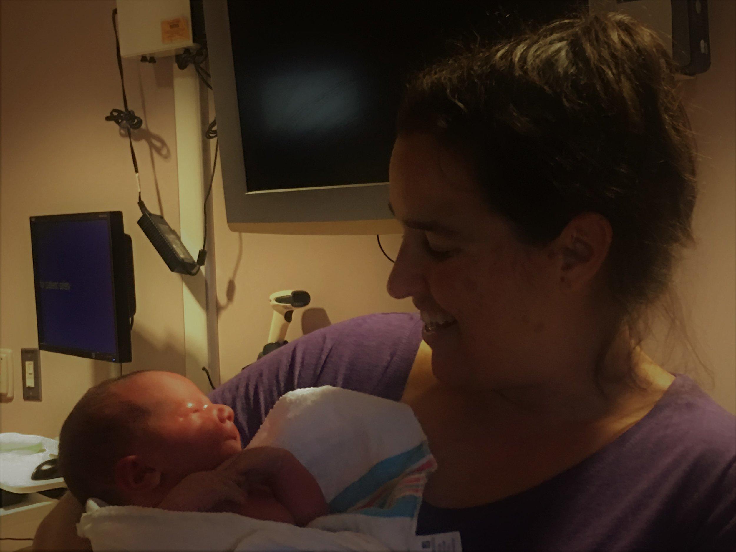 Tabitha at  Inova Fair Oaks Hospital