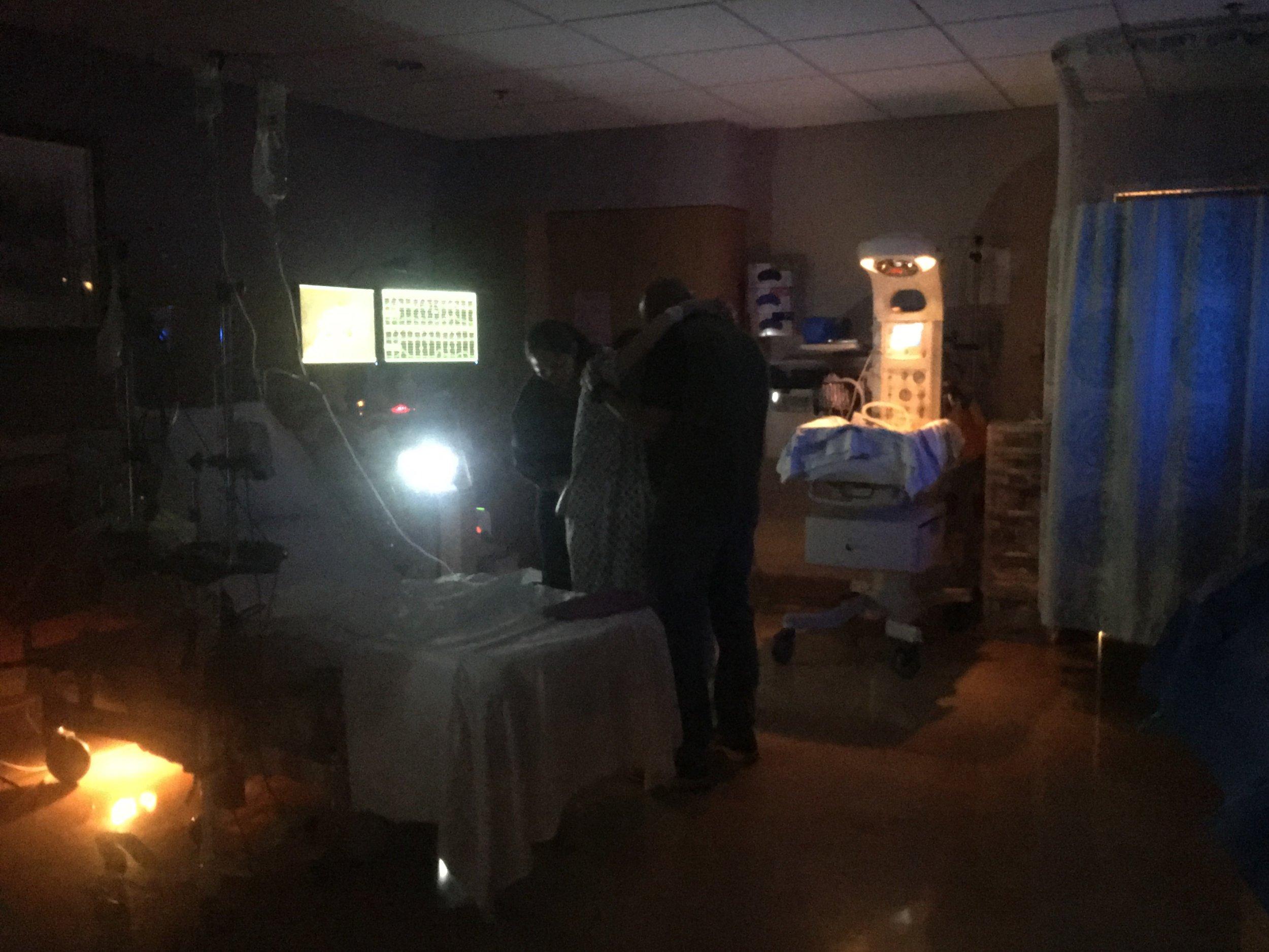 The labor dance —with Tabitha Kaza at  Inova Fair Oaks Hospital
